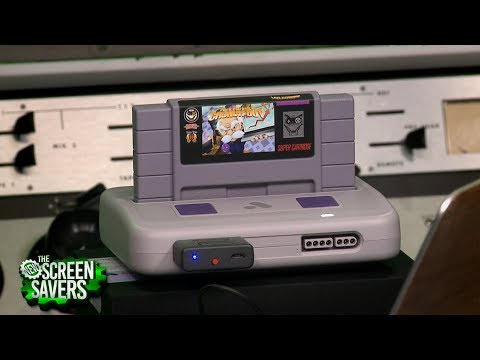 The New Screen Savers 165: Help TakeThis.org Fight Depression With New SNES Game