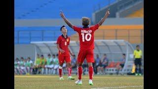 AFF U-19 Championship: Laos 7-2 Philippines