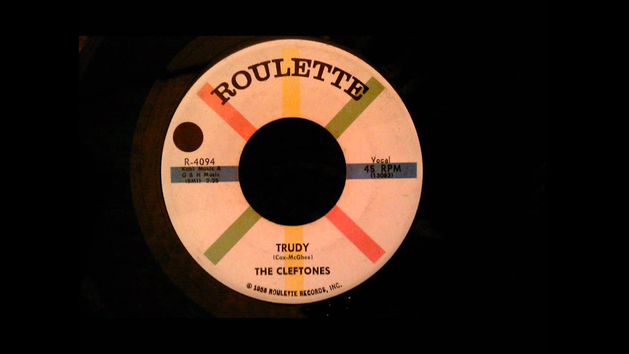 The Cleftones For Sentimental Reasons / String Around My Heart