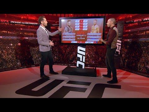 UFC 217: Inside the Octagon - Garbrandt vs Dillashaw & Joanna vs Namajunas