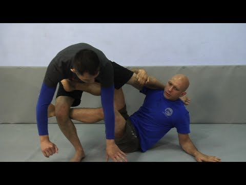 The First (and Most Powerful) X Guard Sweep You Should Learn