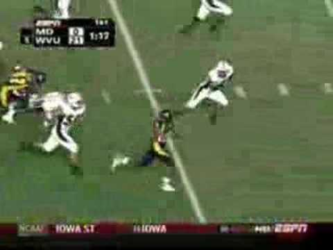 2006 West Virginia Mountaineers Football HIghlights Video