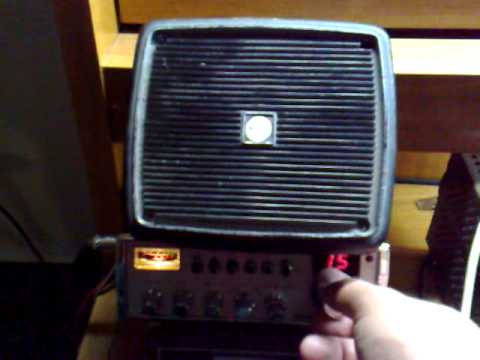 CB-Funk / CB-Radio Skip DXing - copy stations from the USA [09-30-12, Part 3/5]