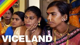 Hijras, the Third Gender in India: GAYCATION (Clip)