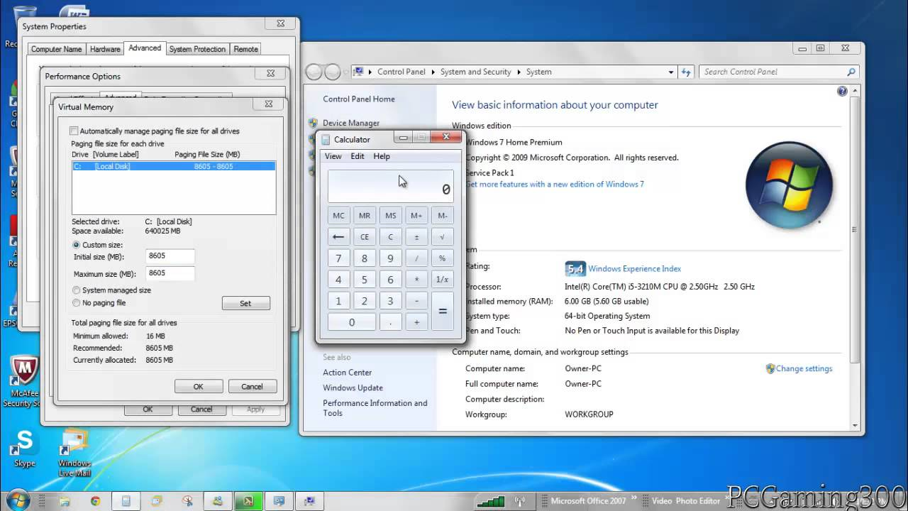 How To Upgrade Ram For Free Windows 8 7 Vista Xp Youtube