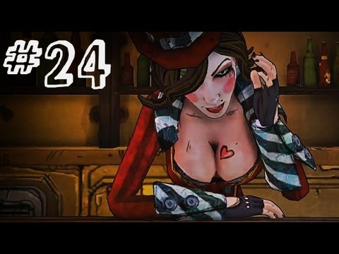 Borderlands 2 - BRIGHT LIGHTS, FLYING CITY - Gameplay Walkthrough - Part 24 (Xbox 360/PS3/PC) [HD]