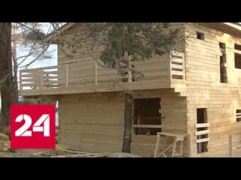 Байкал оккупируют незаконные турбазы - Россия 24