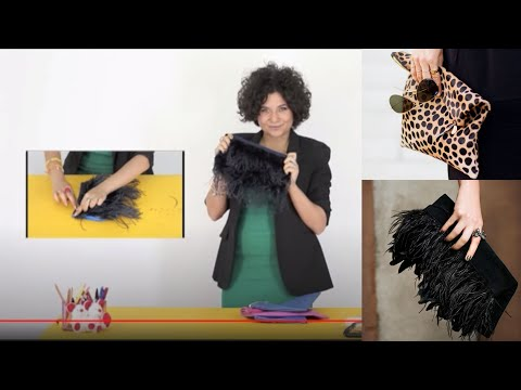 Fashion Attack: How to make a DIY clutch