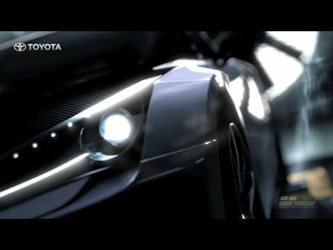Gran Turismo 5 Trailer: Toyota FT-86 G Sports Concept