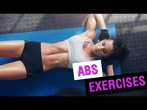 Ab Exercises | Skinny Ms.