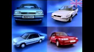 Austin - Montego - Showroom Video (Retail) (1984)