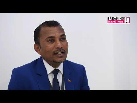 Haris Mohamed, acting managing director, Maldives Marketing & Public Relations Corporation