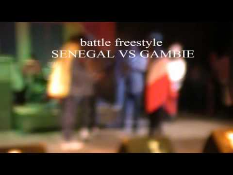 REDLION CHAMPION  freestyle a gambie vs LIL OMZ