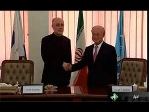 During Amano visit to Tehran , Iran authorized IAEA to inspect Arak heavy water nuclear reactor
