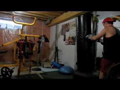 Bas Rutten MMA Workout