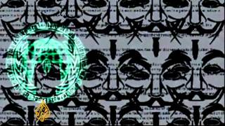 Anonymous targets US Justice Department