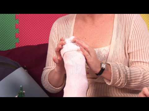 Children's Crafts &amp  Activities   How To Make A Sock Baby