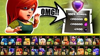 EVERY SINGLE TROOP vs LEGENDS LEAGUE!! GAME OVER!!