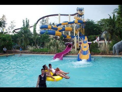 Water Park Ancol Atlantis Water Park Ancol