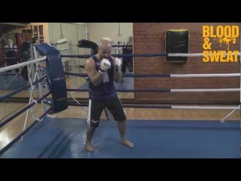 Видео как научиться боксировать
