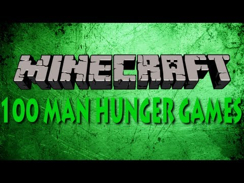 Minecraft: 125 - Man Hunger Games Survival - CHAMELEON KIT - NINJA STRATEGY