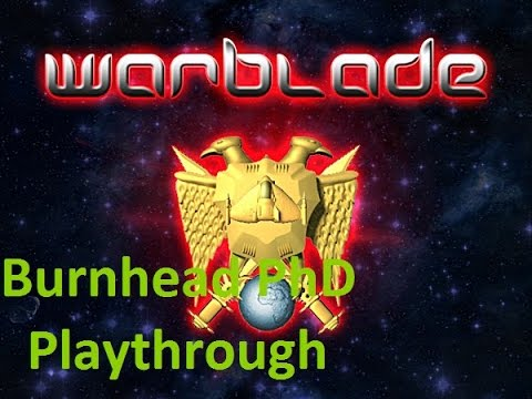 Warblade (Galaga remake) playthrough levels 1-100 Normal Difficulty