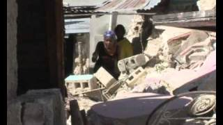 Today Worknews Haiti Earthquake 50,000 Dead Port-au-prince Struggles Un Minustah