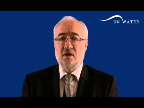 UN-Water Chair Michel Jarraud:  Water's role in Post-2015 Development Agenda. New York 18 Feb 2014