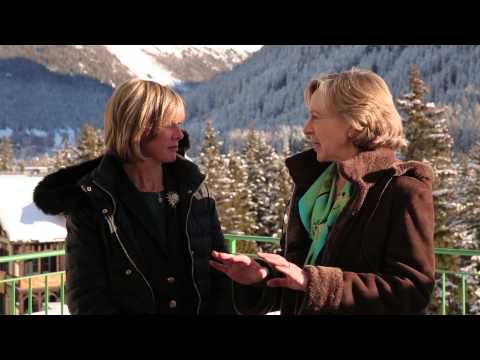 WEF Davos 2015 Hub Culture Interview with Susan Hockfield