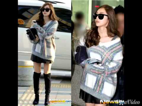 Snsd Airport Fashion Ranking Snsd Fashion Ranking 2014