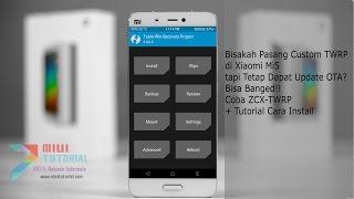 download lagu Cara Pasang Custom Twrp Mi5 Bisa Update Ota gratis