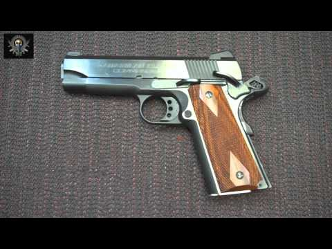 My New American Classic Commander 1911 :: Musty Yeti