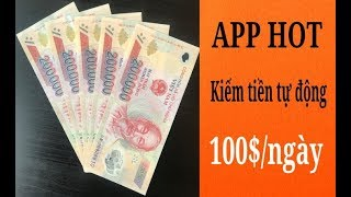 Kiếm Tiền Online Tự Động 100$ Ngày Với Pi Network