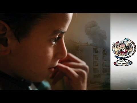 These Syrian Children Are Dodging Bombs To Get To School