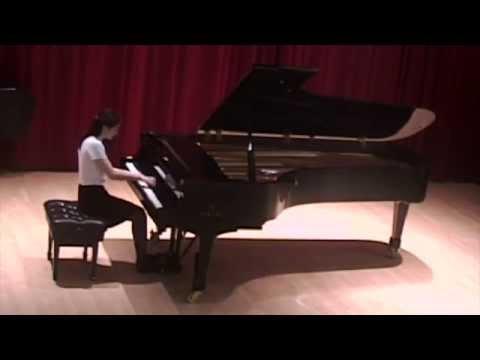 Camille Riopel International Concerto Competition 2015 American Protégé