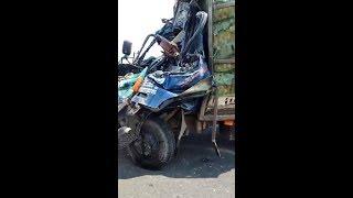 Tai nạn kinh hoàng cao tốc long thành dầu dây 18/03/2019