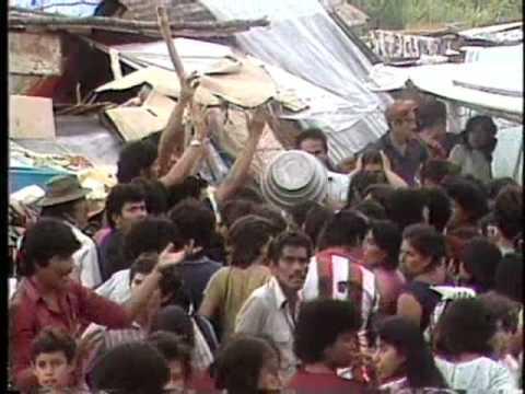 Terremoto en El Salvador - 1986