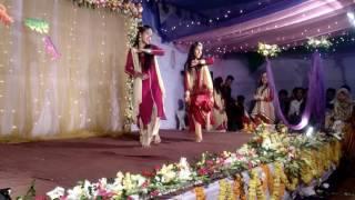 dhaka holud night dance video...!