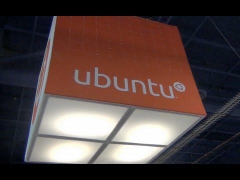 Sistema operativo UBUNTU CES 2013 presentación y comentarios (Video)