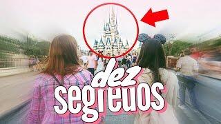 10 segredos do Disney Magic Kingdom que você não sabia 🏰
