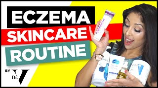 Doctors Eczema Routine - Products that help my eczema | Facial eczema | How I clear my eczema