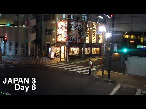 Japan 3 ! Day 6 Travel VLOG