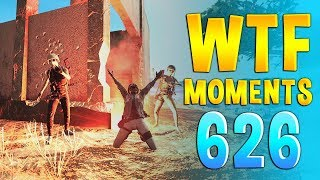 PUBG WTF Funny Daily Moments Highlights Ep 626