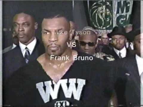 Tupac Songs on Mike Tyson Fights
