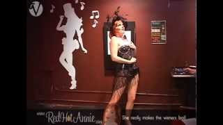 """More and More"" - Chicago Burlesque by Red Hot Annie"