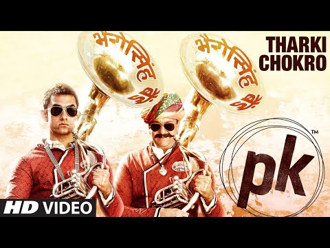 Exclusive: 'tharki Chokro' Video Song | Pk | Aamir Khan, Sanjay Dutt | T-series video