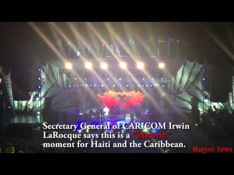 Carifesta comes to Haiti for the first time