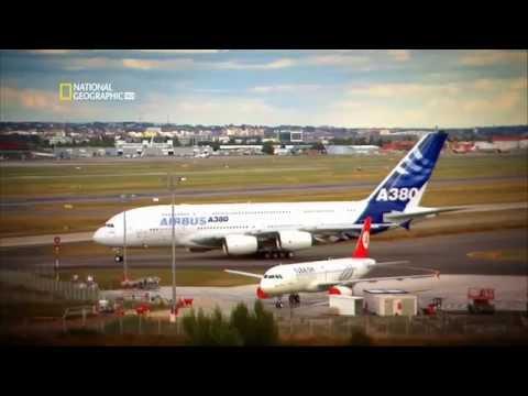Мегазаводы: Aэробус A380