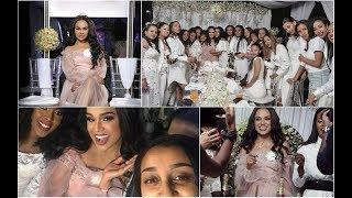Selam Tesfaye Bridal shower