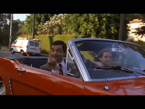 Best Vine #23 - Mr Bean vs Force